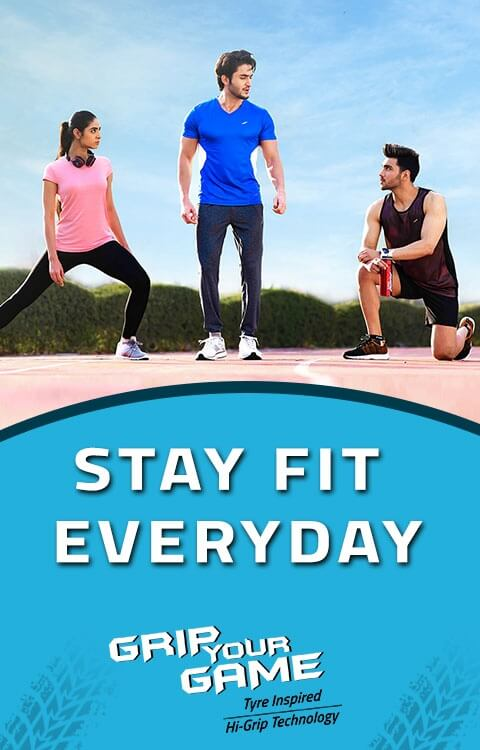 Stay Fit Everyday